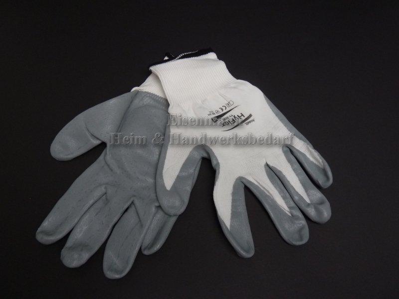 Arbeitshandschuhe-Gr-10-Montagehandschuhe-Schutzhandschuhe-Handschuhe-XL-HyFlex