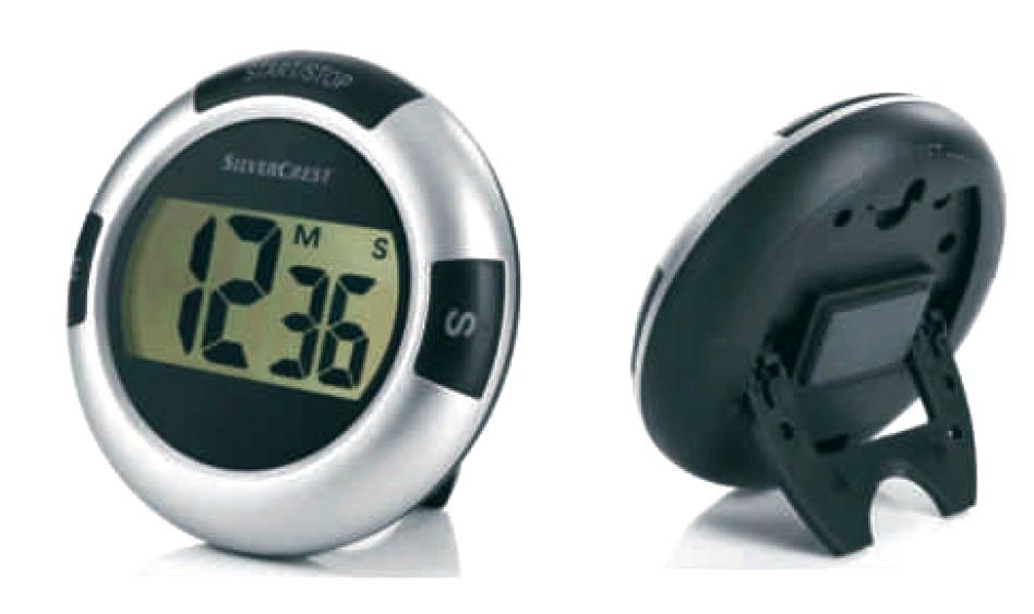 Digitaler Kurzzeitmesser Digital Eieruhr Küchentimer Kurzzeitwecker Magnet rund eBay
