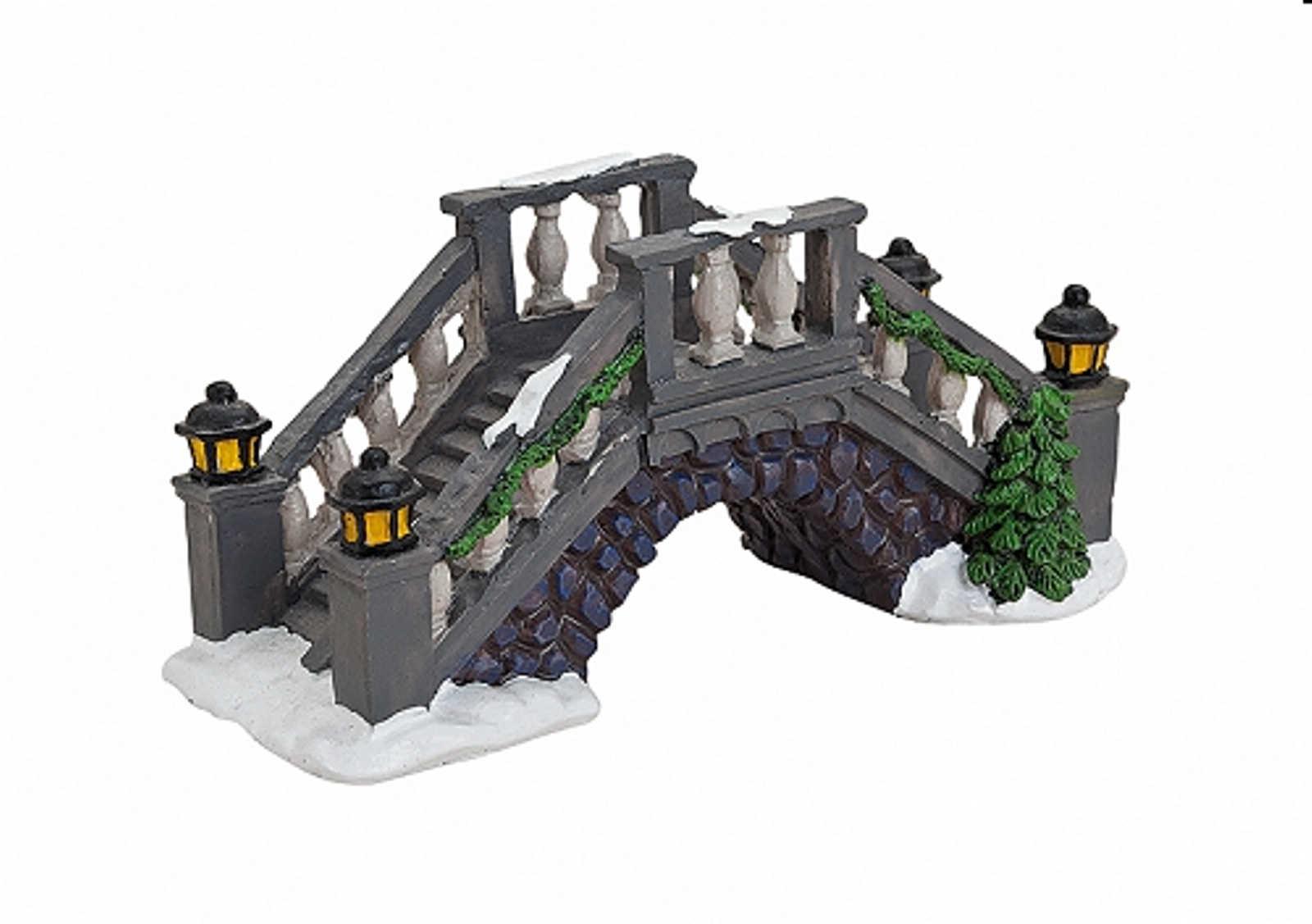 Lichthaus G.Wurm Zubehör weihnachtliche Miniatur Brücken Brücke ...