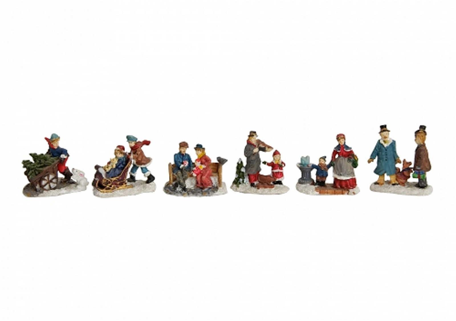 Lichthaus G Wurm Accessories Christmas Motifs Miniature Figures 1 5