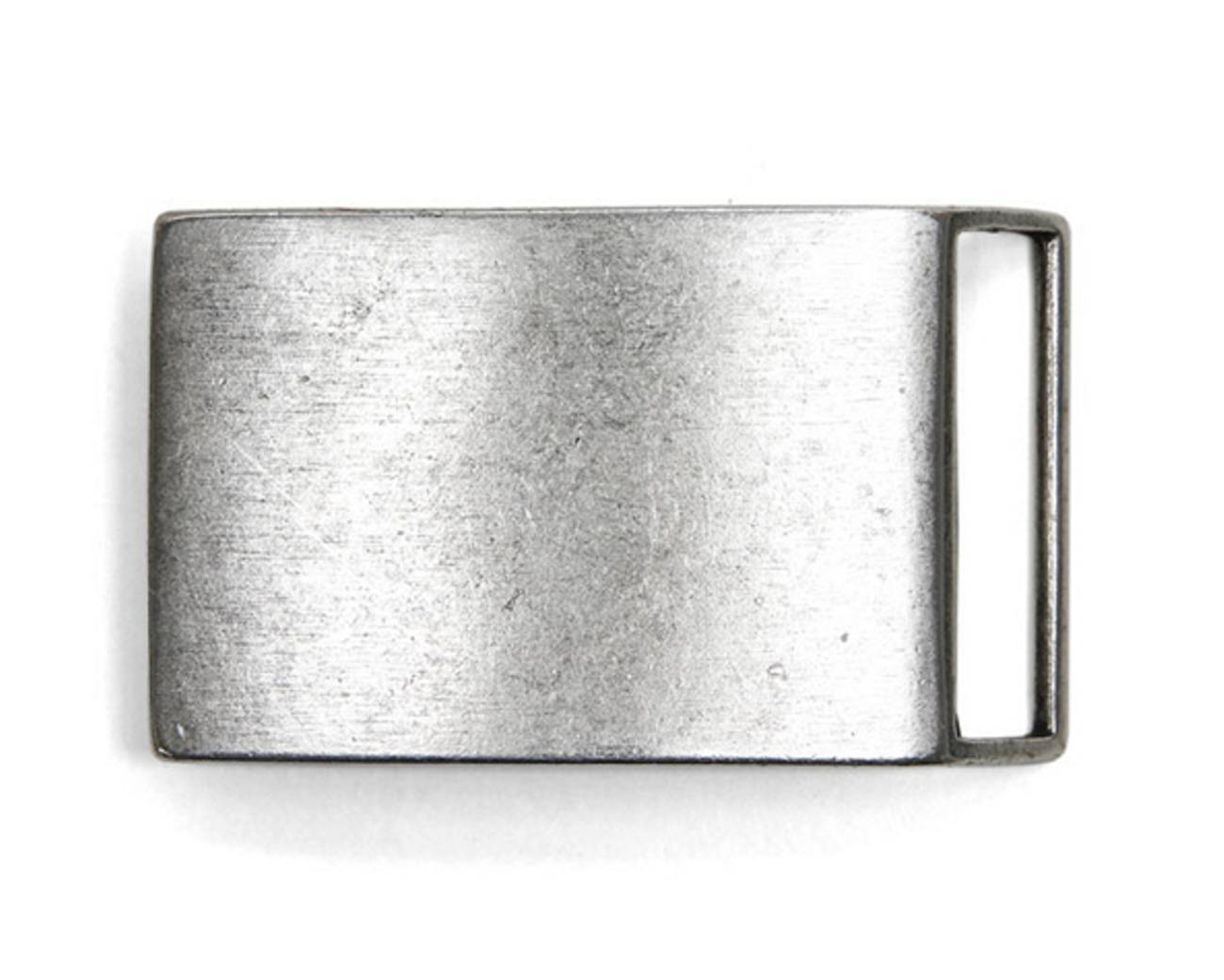Schließe Buckle Gürtel-Schnalle Mr C Wechselschließe für 4 cm Designer Gürtel