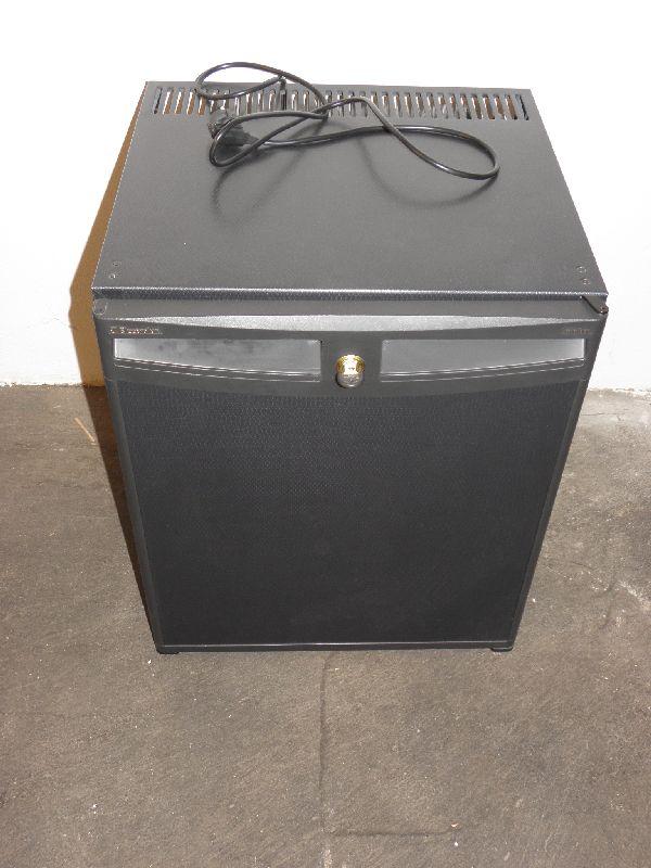 electrolux minibar h20 60 rh360ld braun 60 liter kompressor k hlschrank ebay. Black Bedroom Furniture Sets. Home Design Ideas