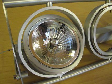 Psm halogen strahler kardanisch m osram leuchtmittel for Halogen deckenlampe