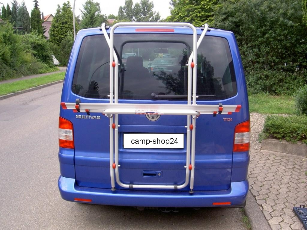fahrradtr ger t5 carry bike vw t 5 fiamma hecktr ger f r 4. Black Bedroom Furniture Sets. Home Design Ideas