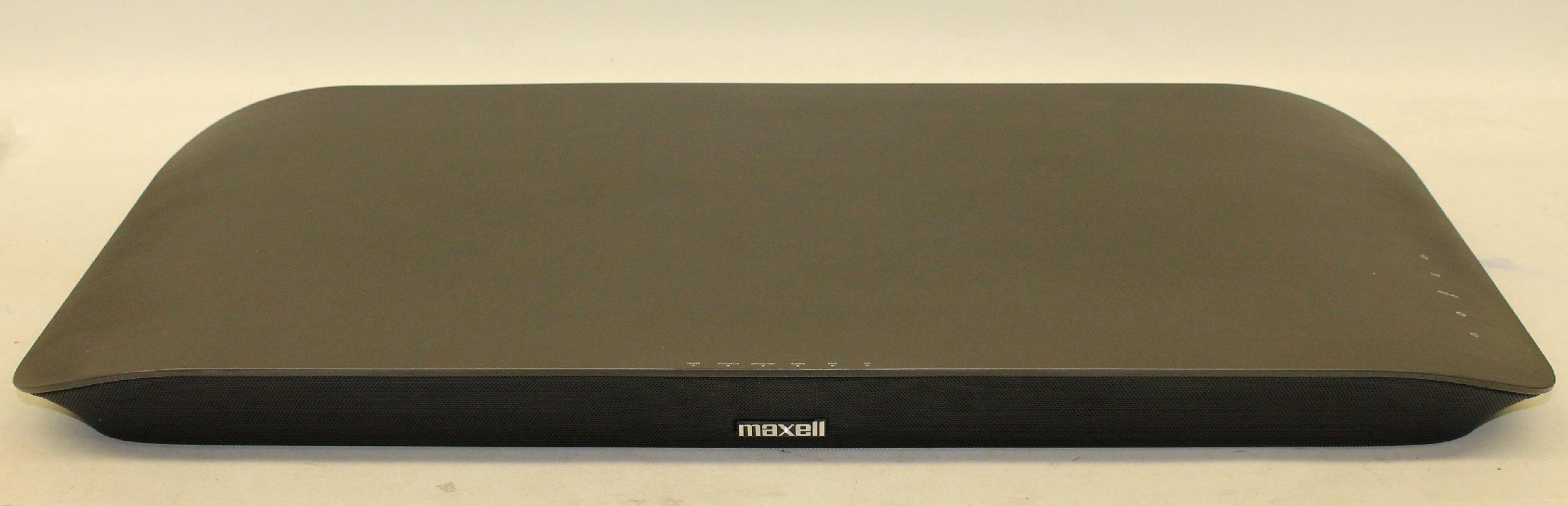 Maxell-MXSB-252-Surround-Soundbar-Lautsprecher-70-Watt-RMS-HDMI-schwarz