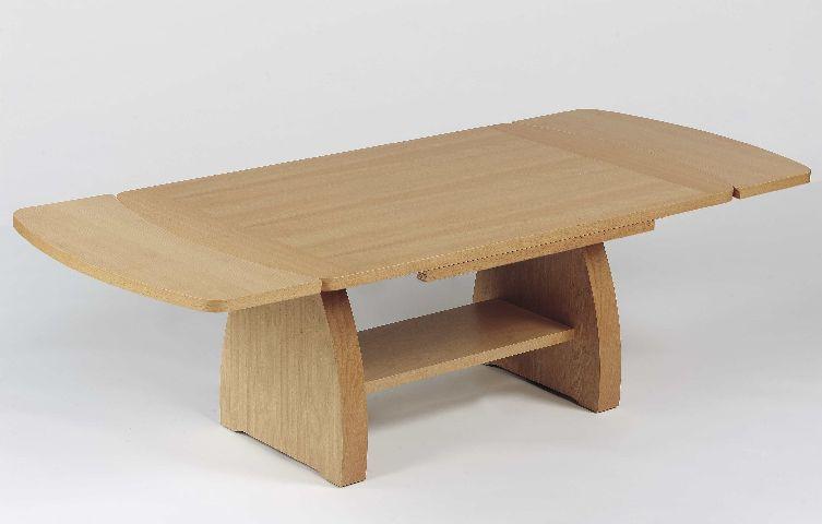 Couchtisch Bremen Tisch Buche Lift höhenverstellbar
