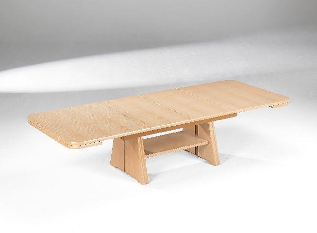 Ilse Kombi Lift Tisch ~ ILSE 2330BUN Couchtisch Tisch Buche Lift Ablageboden ausziehbar höhenverste