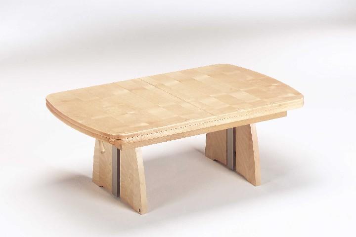 Ilse Kombi Lift Tisch ~ Vierhaus Kulissentisch Couchtisch Tisch Ahorn IlseLift  eBay