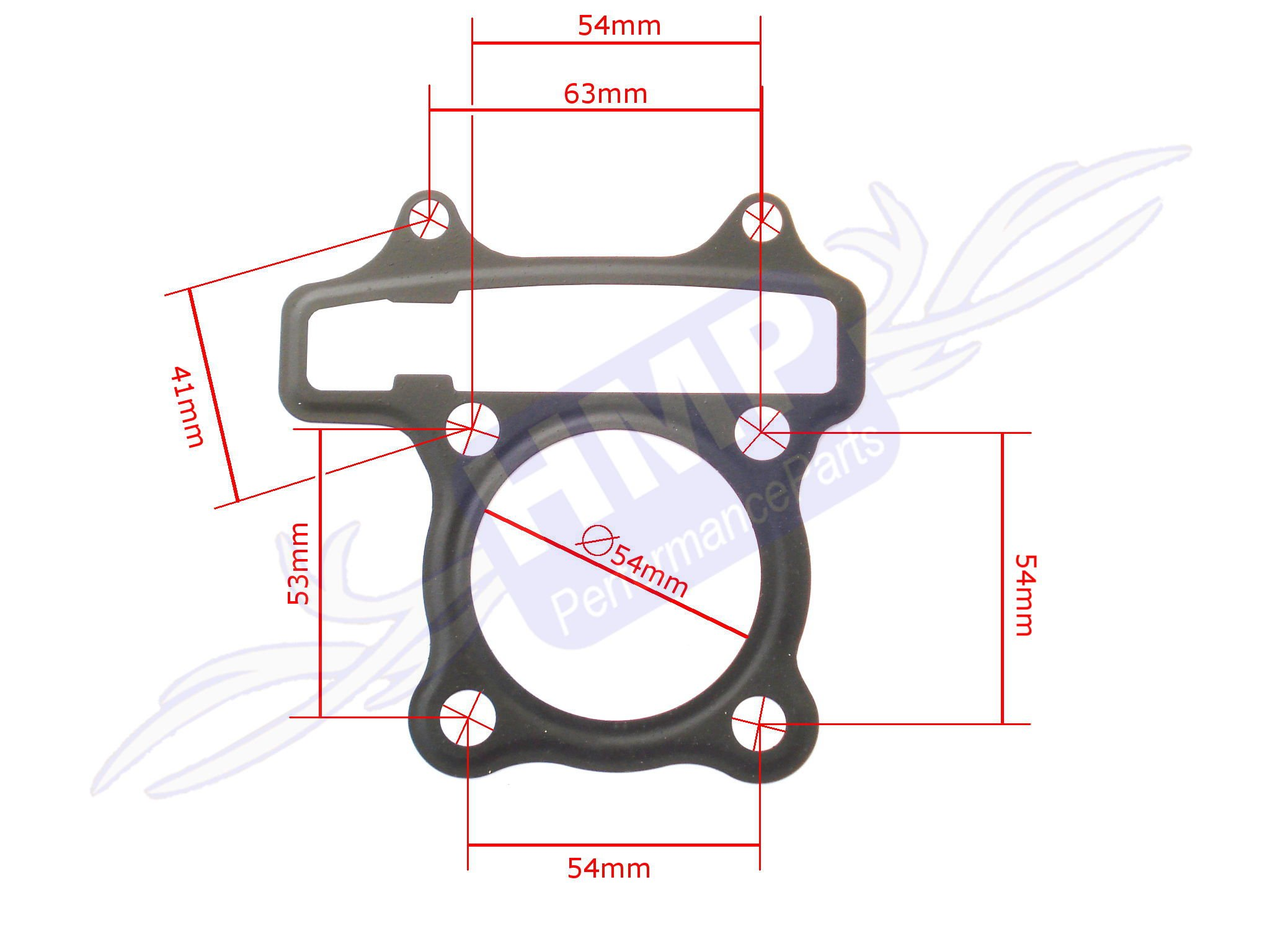 roller quad top end sealing set cylinder head gasket gy6 125ccm 152 qmi ebay. Black Bedroom Furniture Sets. Home Design Ideas