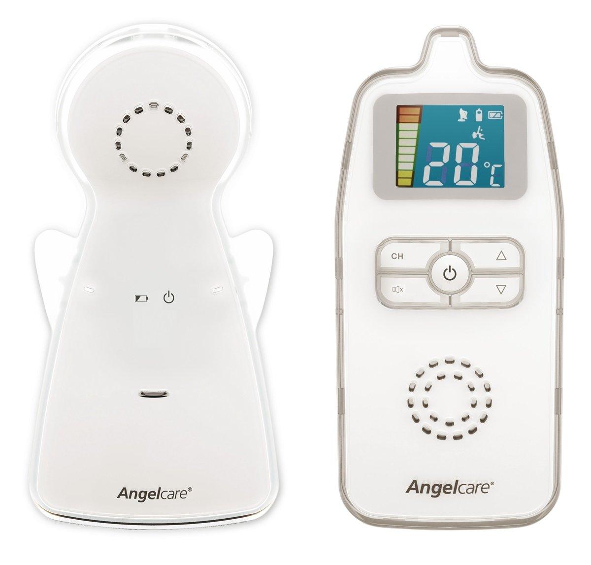 Weiß Angelcare Geräusch Und Bewegungsmelder Mit Video-Überwachung Ac1100-d Sicherheit