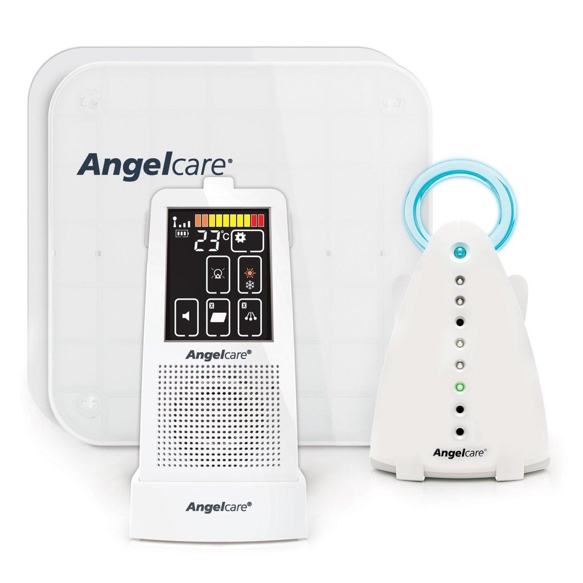 Angelcare Geräusch Und Bewegungsmelder Mit Video-Überwachung Ac1100-d Weiß Baby
