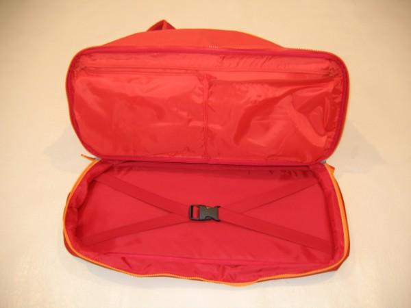 allerhand travel bag travelbag farbe rouge neu. Black Bedroom Furniture Sets. Home Design Ideas