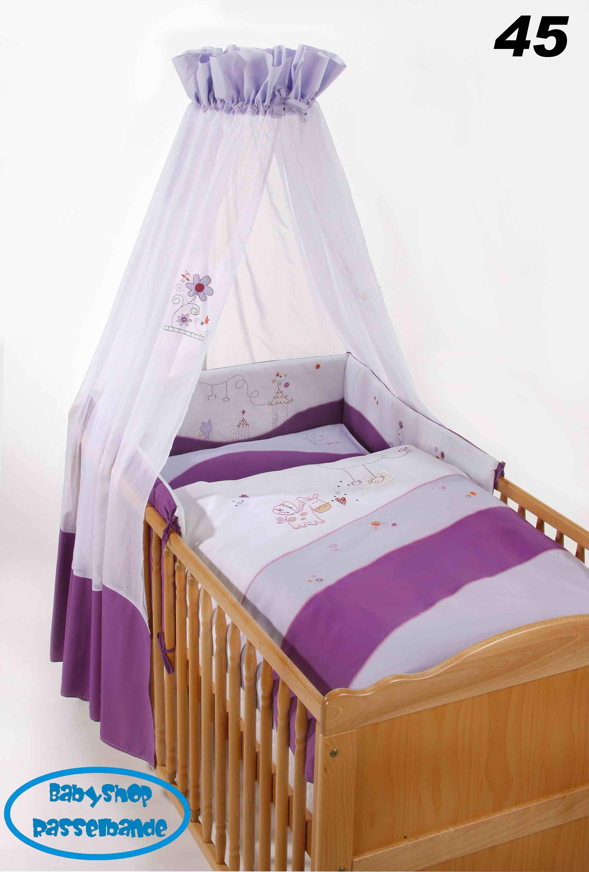easy baby himmelset bett set 2014 farbe 45 ebay. Black Bedroom Furniture Sets. Home Design Ideas