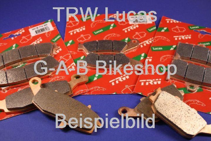 Bremsbelaege-LUCAS-Sinter-hinten-Suzuki-GSX-R-1100-89-92-GV73C-GSXR-1100-NEU