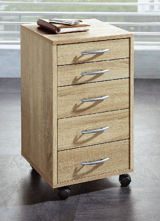 rollcontainer buche b rom bel rollwagen b roschrank aufbewahrung schrank. Black Bedroom Furniture Sets. Home Design Ideas