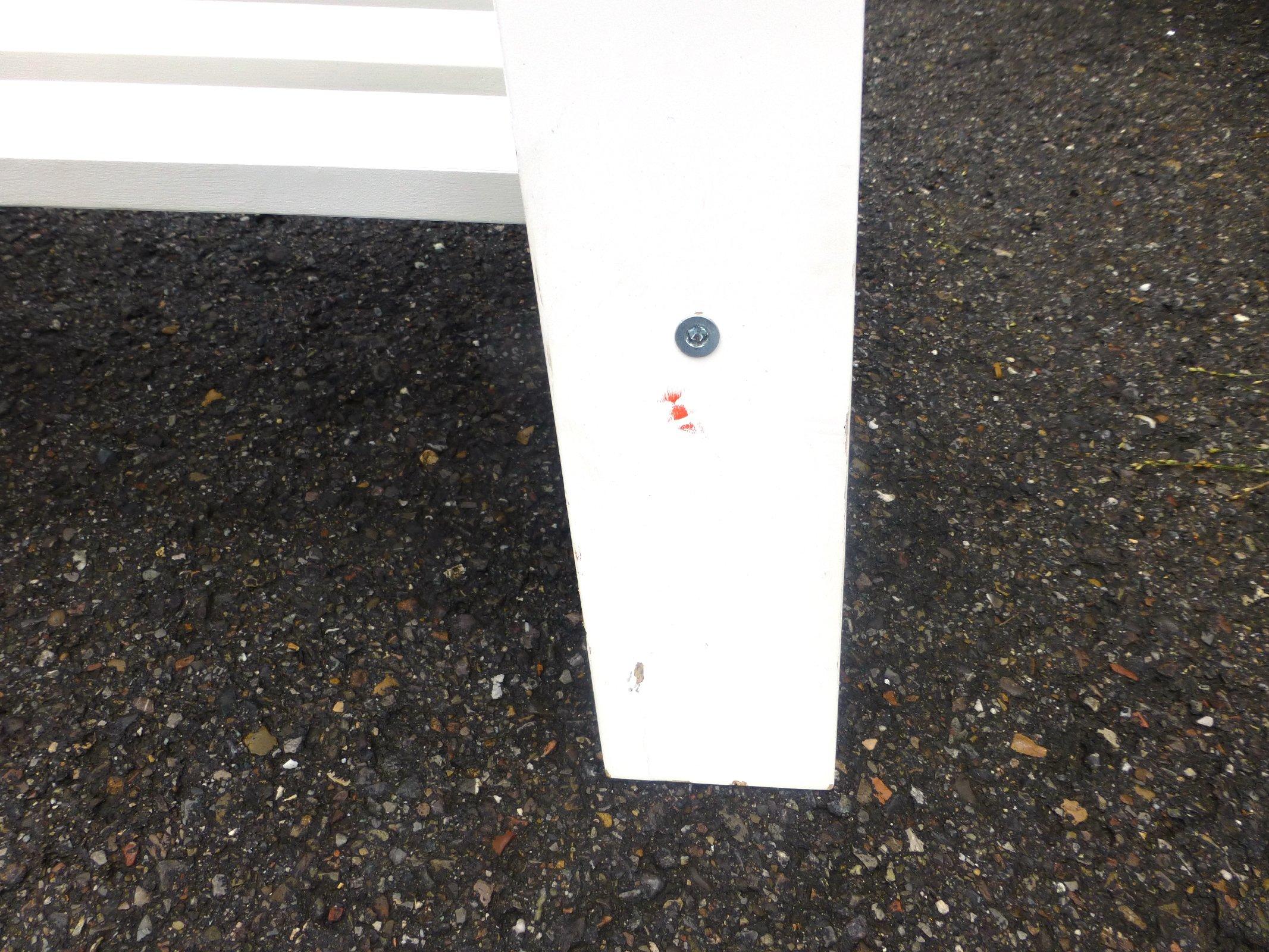 Ikea Schreibtisch Verstellen ~   Tischböcke Schreibtisch Bürotisch Tisch Ikea Holztisch Holz  eBay