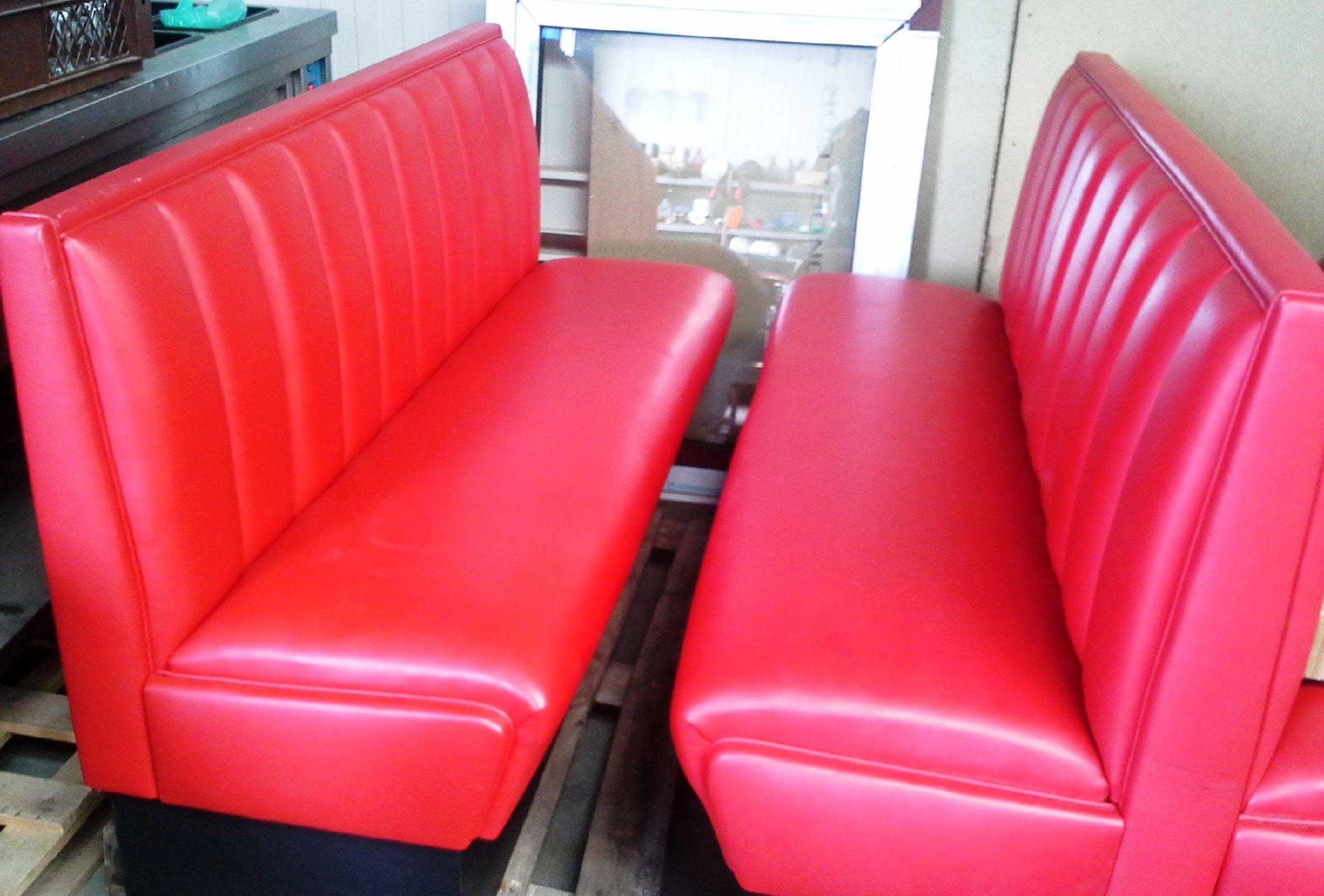 american diner bistro m bel sitzbank hocker tisch. Black Bedroom Furniture Sets. Home Design Ideas