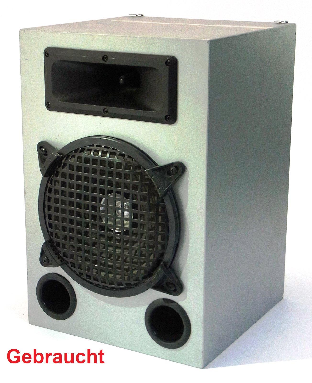 1 lautsprecher 3 wege box no name lautsprecherboxen boxen passiv ebay. Black Bedroom Furniture Sets. Home Design Ideas