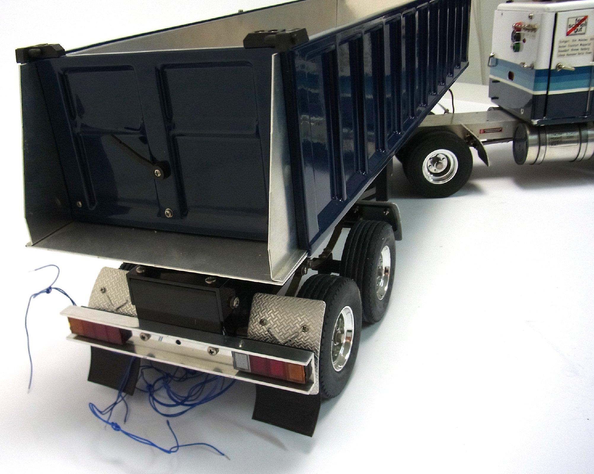 wedico rc conventinal truck lkw ferngesteuert graupner mx. Black Bedroom Furniture Sets. Home Design Ideas