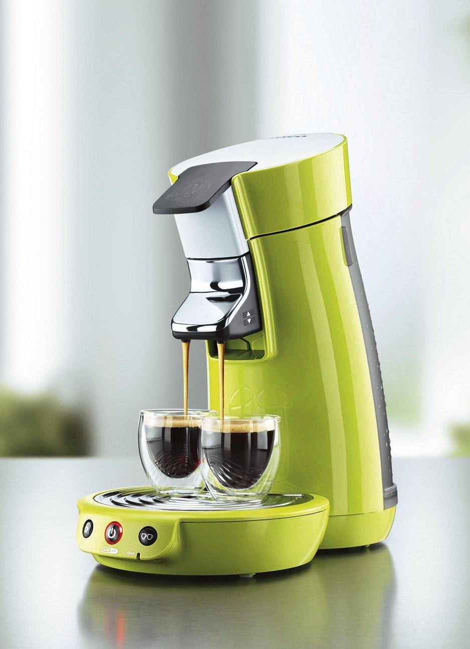 philips senseo viva cafe hd7825 gr n kaffeepadmaschine kaffeemaschine kaffee ebay. Black Bedroom Furniture Sets. Home Design Ideas