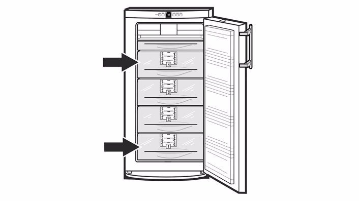 k hlschrank liebherr gefrierschrank k hlkombination icbn 3366 gefrierkombination ebay. Black Bedroom Furniture Sets. Home Design Ideas