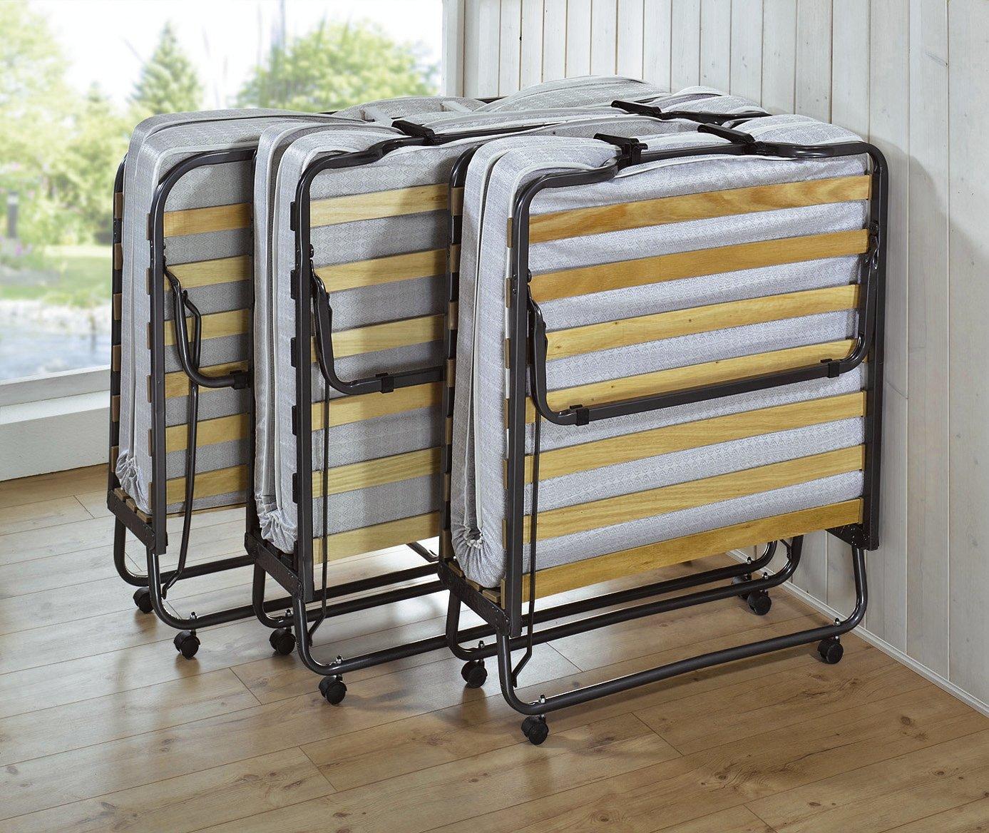 g stebett klappbett bett klappmatratze schlafsofa in. Black Bedroom Furniture Sets. Home Design Ideas