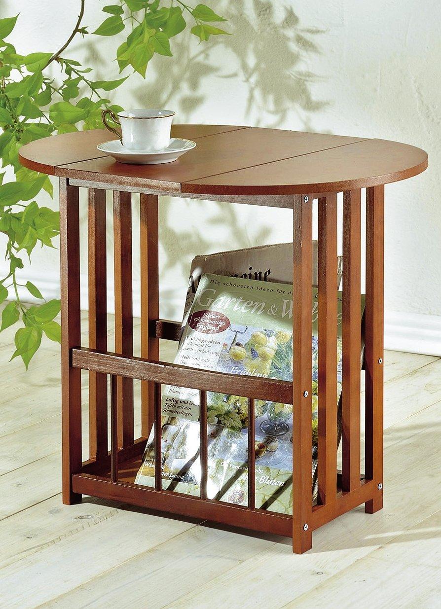 beistelltisch klappbar telefontisch kirschbaum tisch. Black Bedroom Furniture Sets. Home Design Ideas