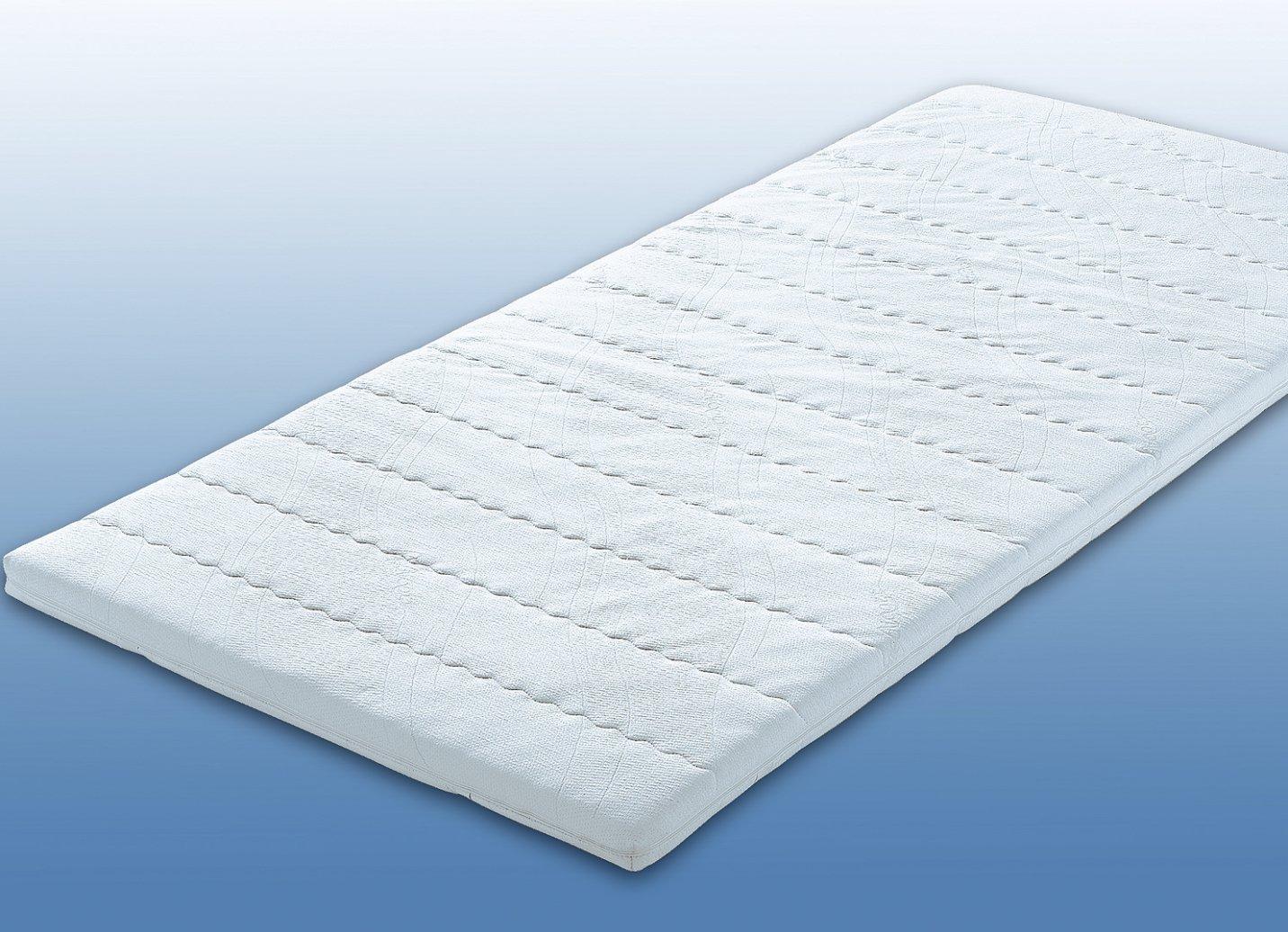breckle viskoelastische matratzenauflage 180x200 cm. Black Bedroom Furniture Sets. Home Design Ideas