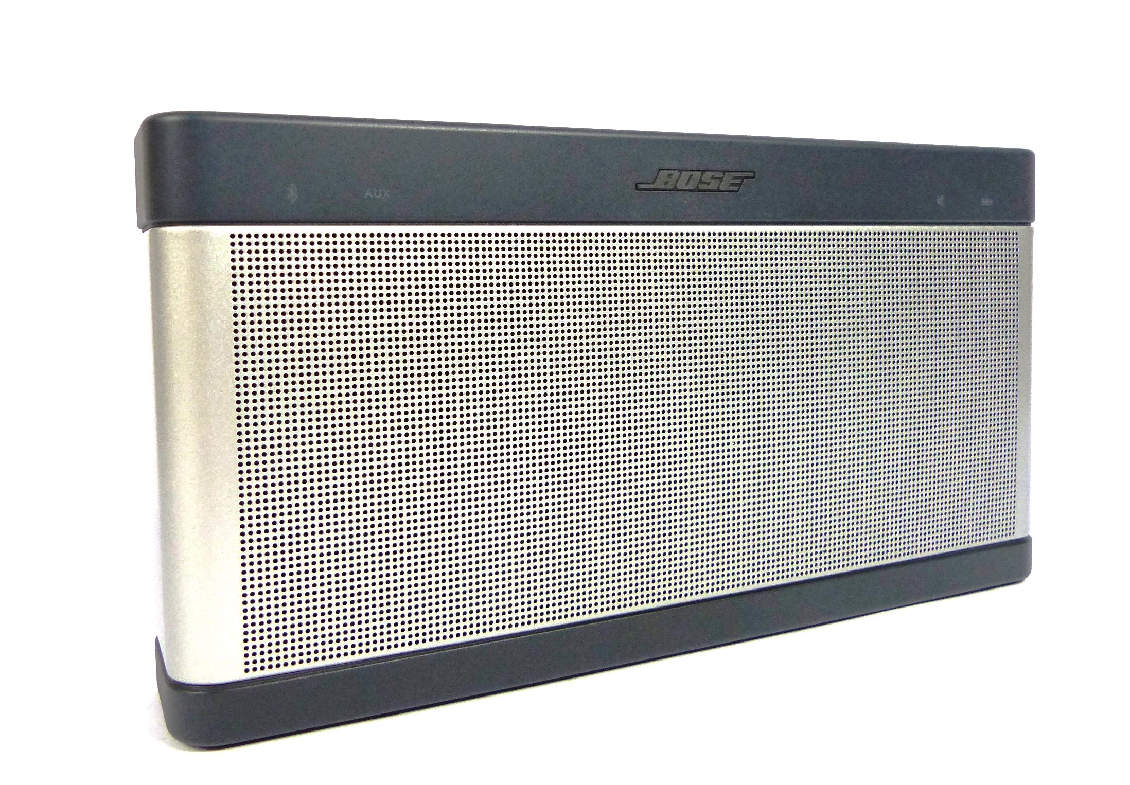 bose bluetooth lautsprecher soundlink iii mobile speaker tragbar box musik ebay. Black Bedroom Furniture Sets. Home Design Ideas