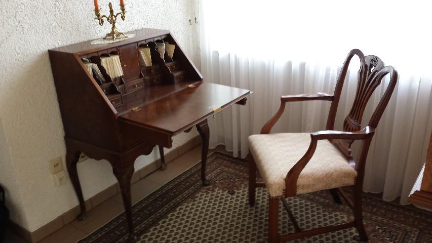 sekret r stuhl schreibtisch sekret rstuhl schreibkommode kommode antik ebay. Black Bedroom Furniture Sets. Home Design Ideas