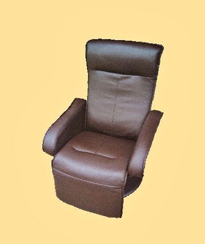relaxsessel braun kunstleder sessel sitzm bel liegesessel fernsehsessel. Black Bedroom Furniture Sets. Home Design Ideas