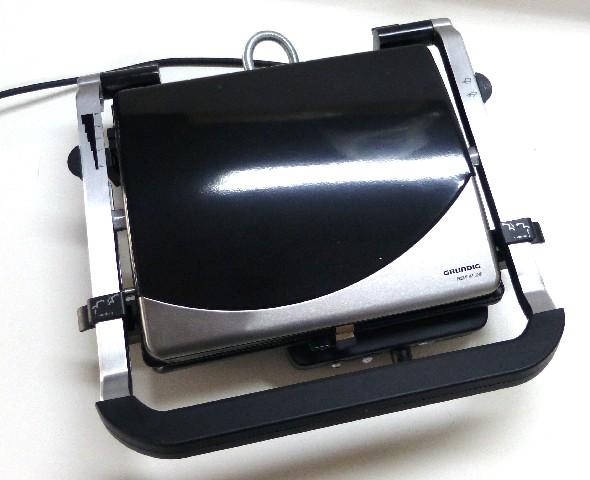 grundig premium line kontaktgrill grill elektrogrill. Black Bedroom Furniture Sets. Home Design Ideas