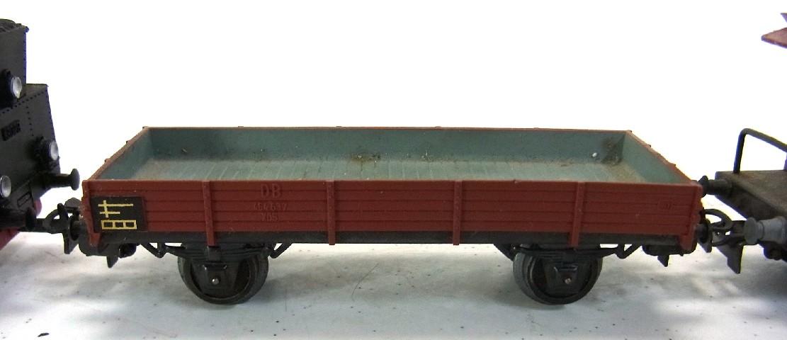 starterset m rklin 2933 dampflokomotive 3029 transformator niederbordwagen ebay. Black Bedroom Furniture Sets. Home Design Ideas