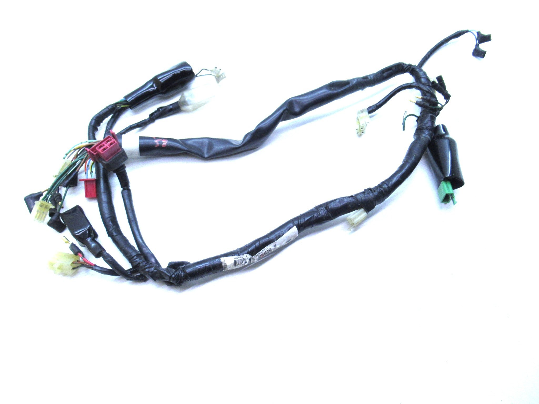 Honda Rebel 125 Original Kabelbaum Kabelstecker Kabel Stecker ...