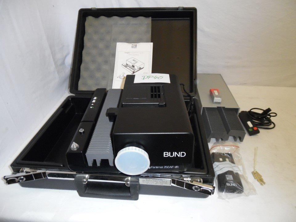 Liesegang Diaprojektor Fantimat 250 AF-IR Diaskop