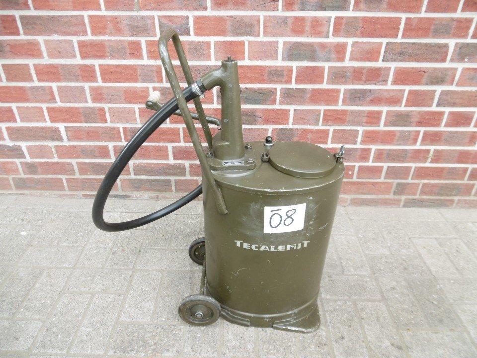ÖS1 1x Ölschleuderfilter Schraube Ölschleuder Filter Abzieher ex Bundeswehr