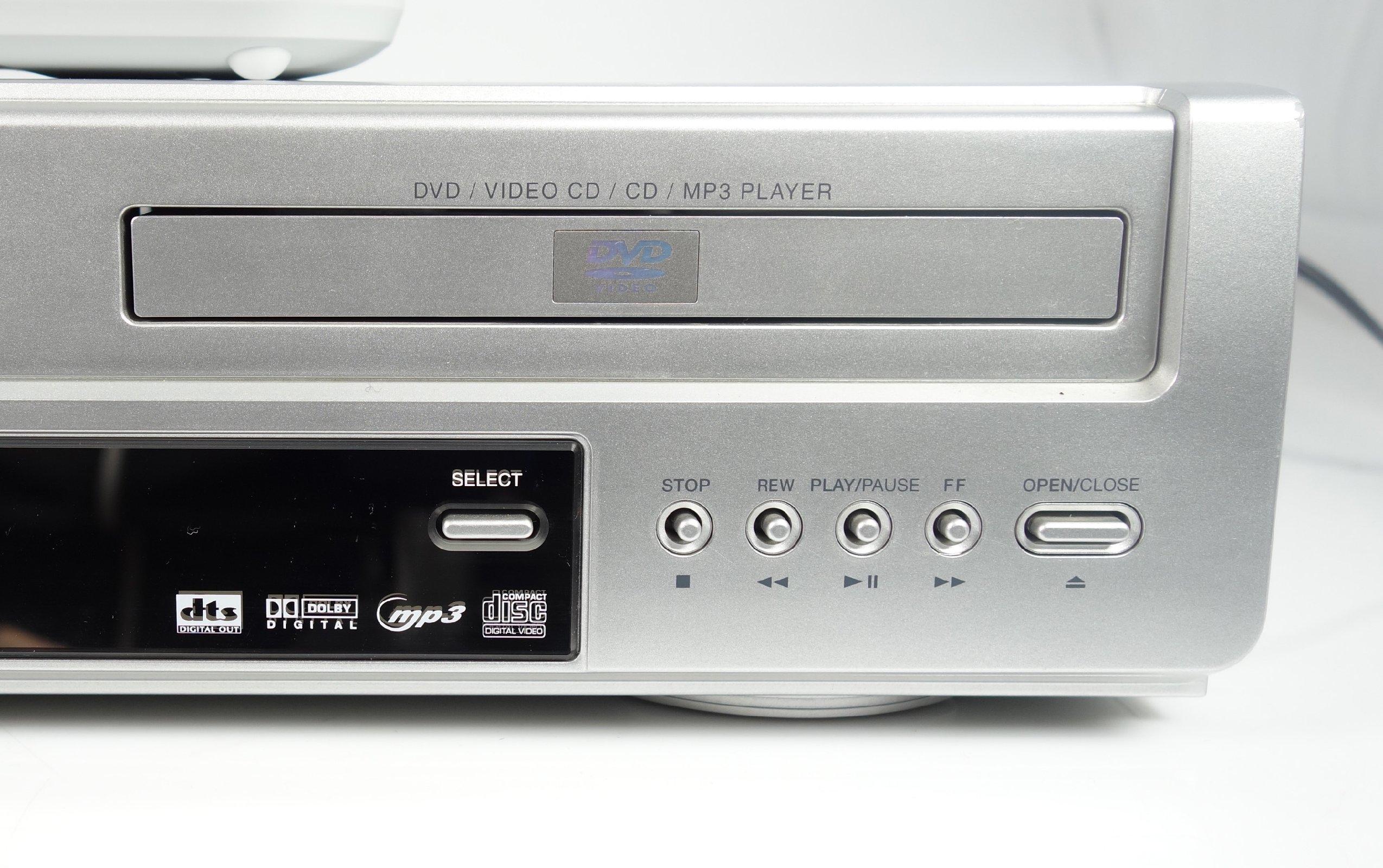 daewoo sh 7840 6 head vhs videorecorder dvd player. Black Bedroom Furniture Sets. Home Design Ideas
